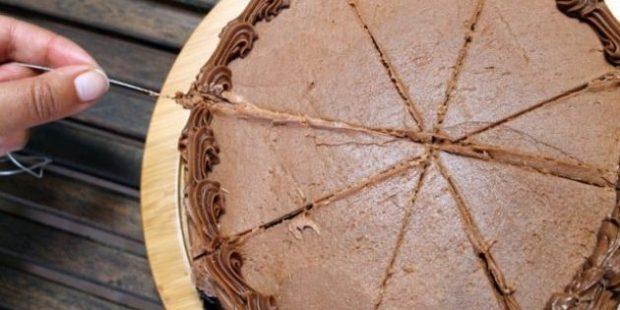 лайфхаки для кухни: пирог