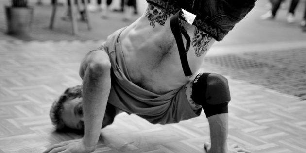 Hoe leren te dansen Street Dancing: Break Dance
