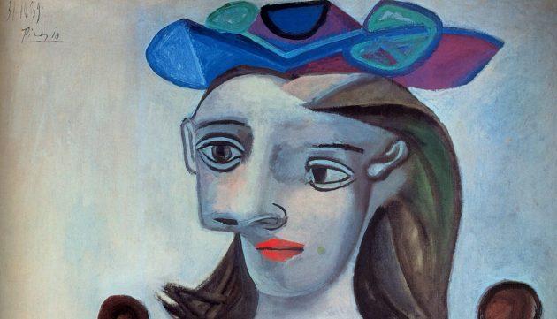 Картина Пабло Пикассо