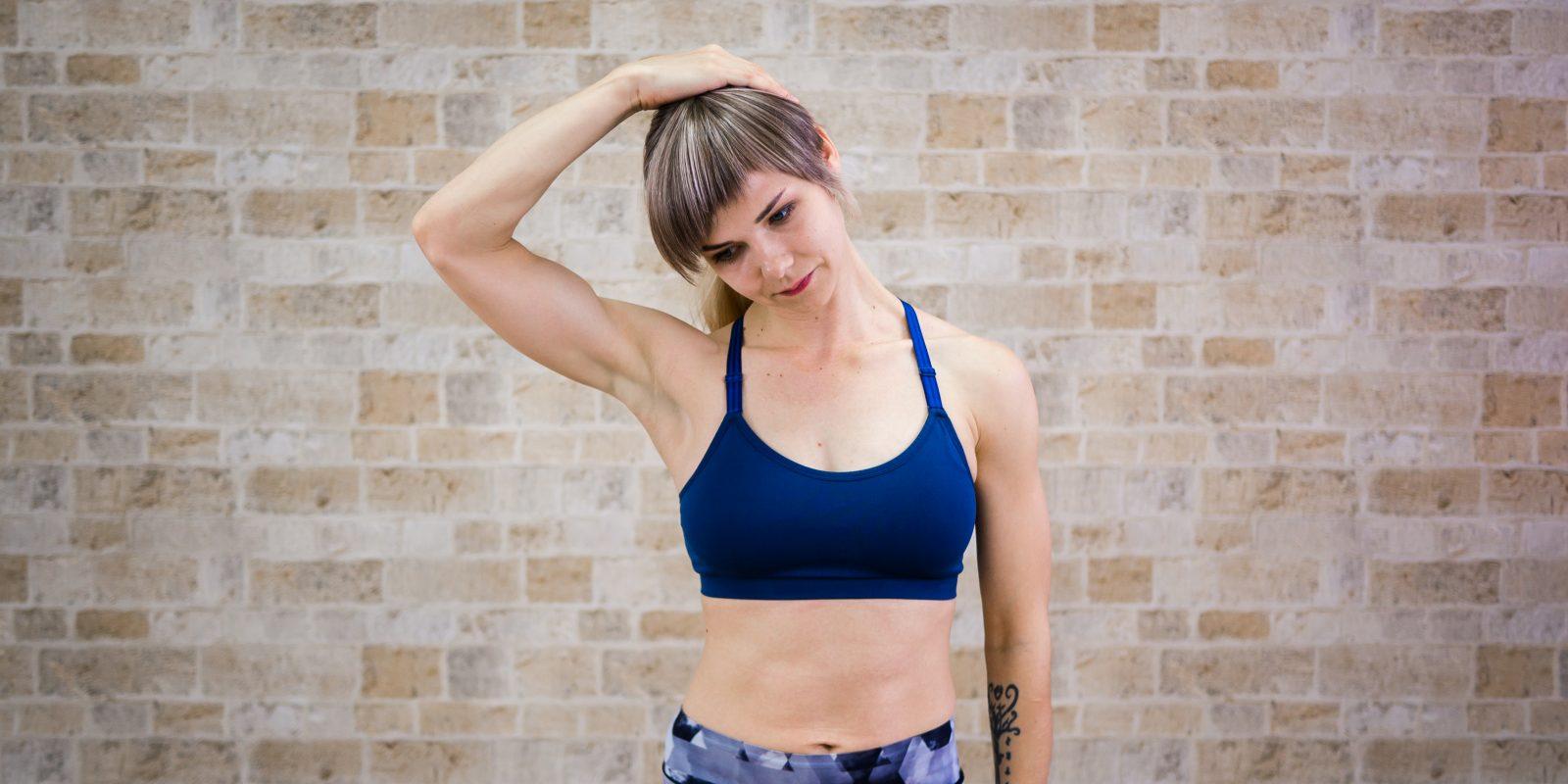 Упражнение на растяжку мышц. Упражнения на растяжку, или расти мышца большая и очень большая. Растяжка плечевых суставов