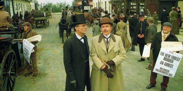 Шерлок Холмс: Джереми Бретт