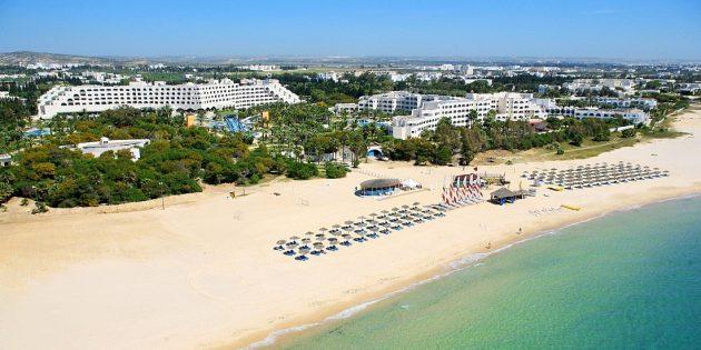 Куда поехать в сентябре: Хаммамет, Тунис