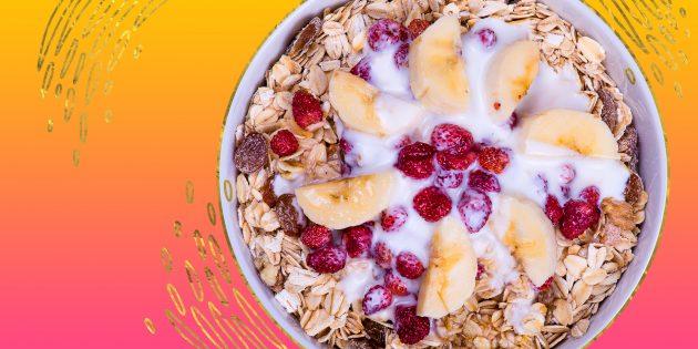 Завтрак в микроволновке за 5 минут: 11 вкусных идей