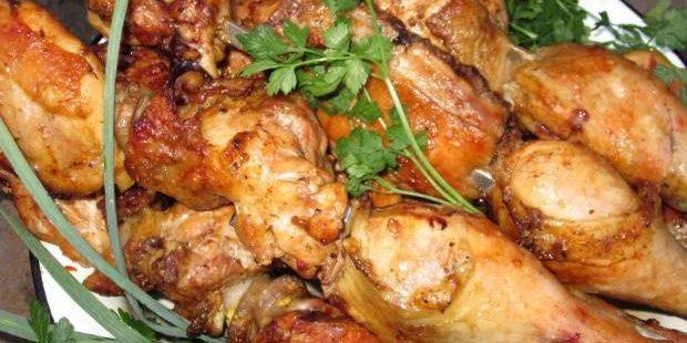 7. Bir Marinade untuk Kebab