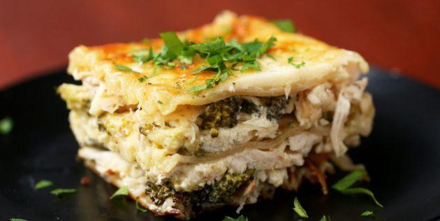 Rețetă Lasagna cu dovleac, brânză și nuci