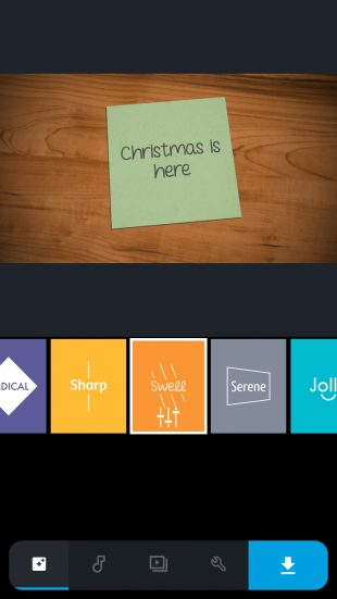 Free Video Editors: Christmas is Here