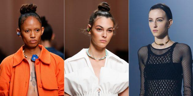 Модные аксессуары 2019года: чокеры