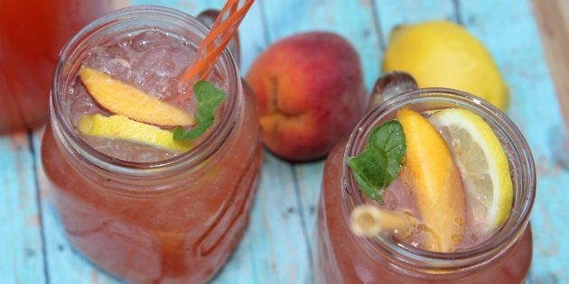 Peach Limonadi