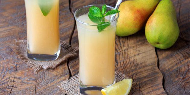 Pear Limonadi