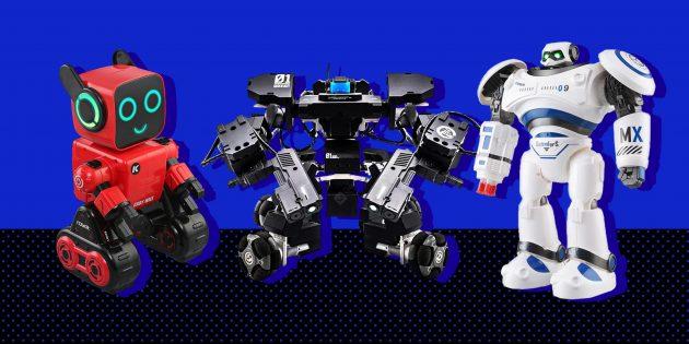 15 интересных роботов для детей и взрослых