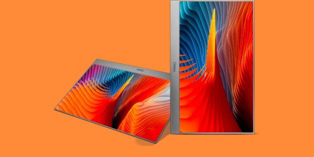 BladeX — второй экран для ноутбука