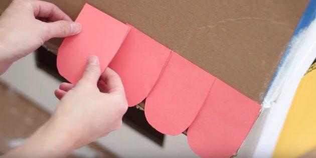 Hus til katten gør det selv: Lav en flise papir