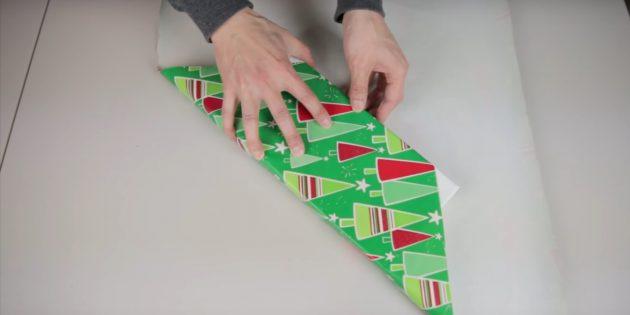 งอมุมของกระดาษ