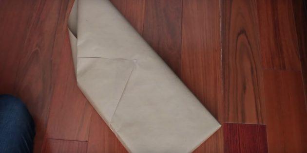 ติดปลายกระดาษ