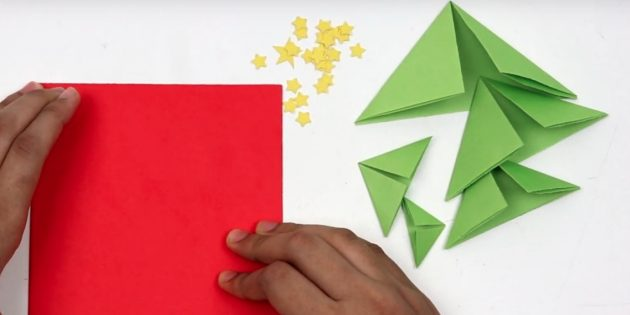 Жаңа жылдық ашық хаттар өзіңіз жасайды: басқа мәліметтерді дайындаңыз