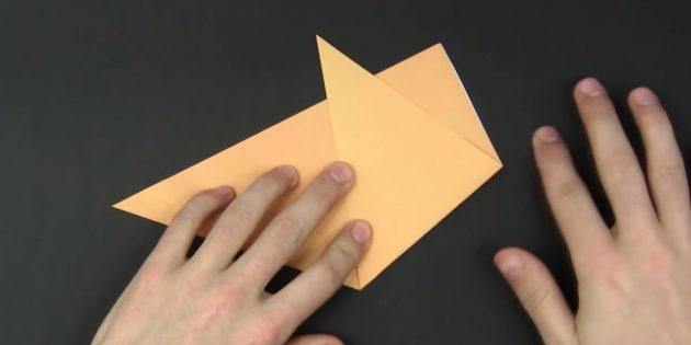 Cara Membuat Paper Snowflakes: Menjana Bahagian Yang Benar