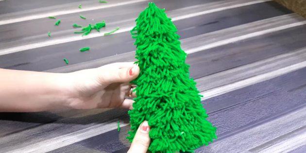 Como fazer uma árvore de natal