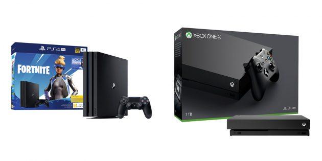 Cadeau voor tiener: gaming console