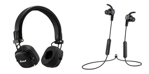 Cadeau voor tiener: draadloze hoofdtelefoons