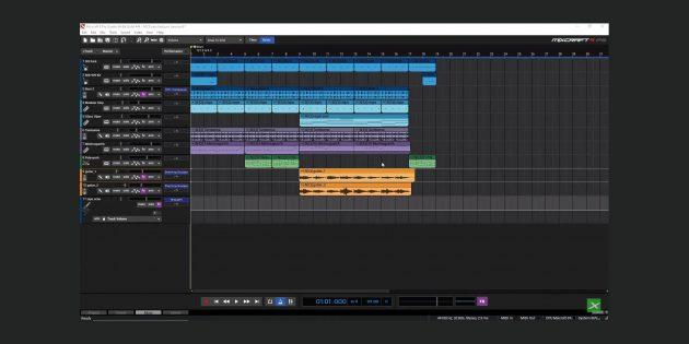En İyi Müzik Yapımı Programları: MixCraft