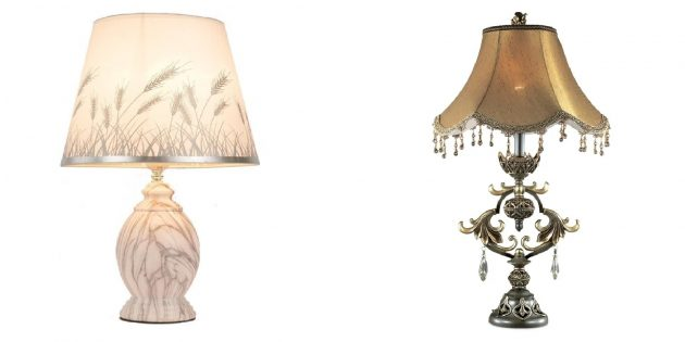 Güzel lamba