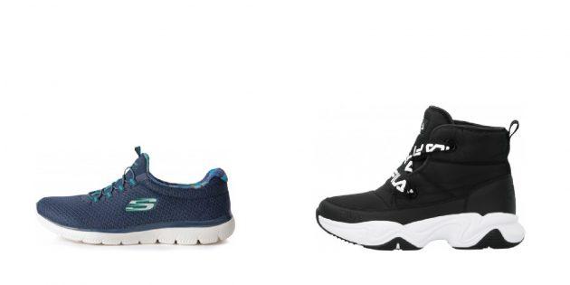 Yeni yıl için büyükanne ne vermeli: rahat spor ayakkabı