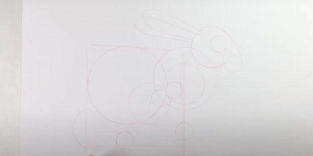 Lav to flere cirkler