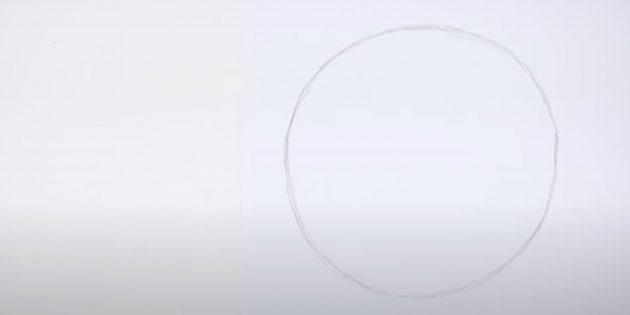 Аю шығарып алуға болады: шеңбер сызыңыз
