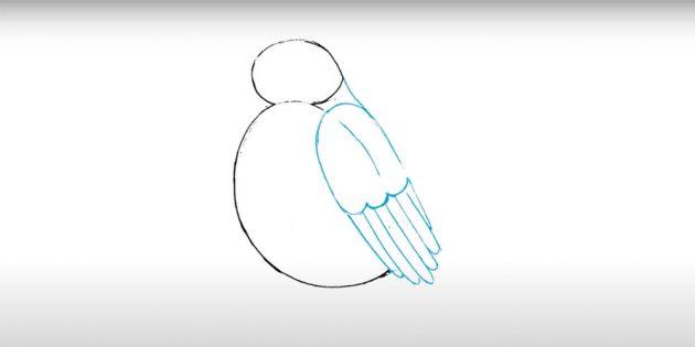 Tegning mobbing Felt-Tip Pen