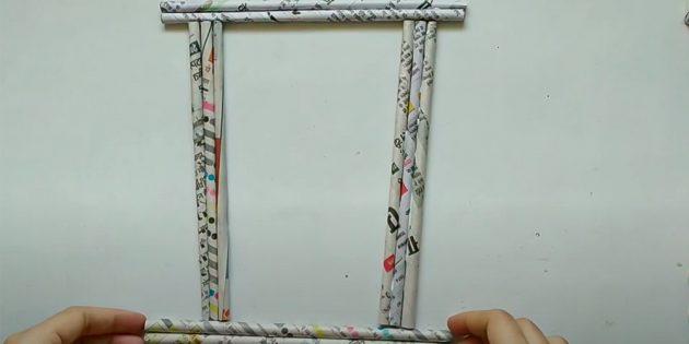 Ambachten voor 8 maart: Maak een frame