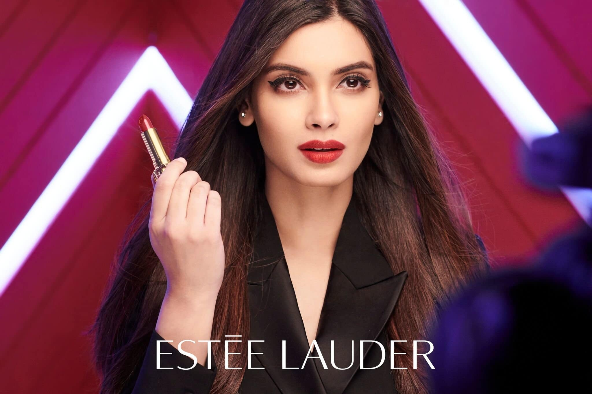 Estée Lauder has appointed Diana Penty as India's first brand ambassador