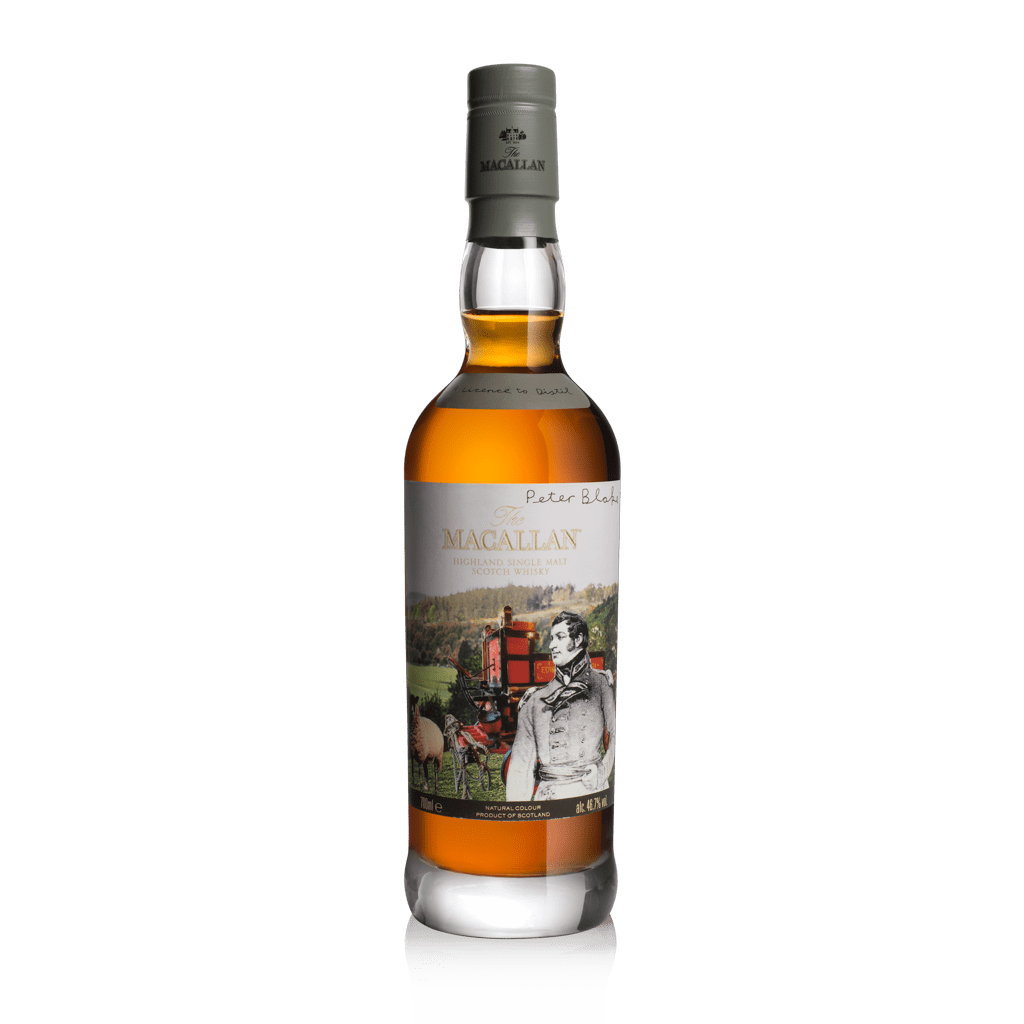 The Macallan The Anecdotes of Ages Collection