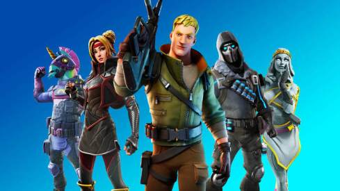 best android game of alltime - Fortnite