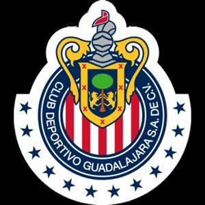 Chivas de Guadalajara Escudo DLS