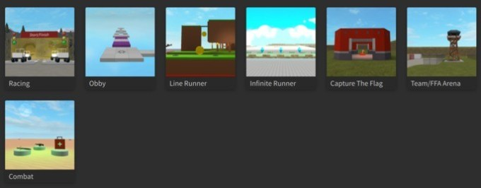 creating roblox game