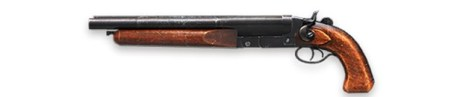 1873 Free Fire Shotgun