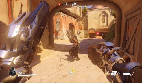 Overwatch top PC Game