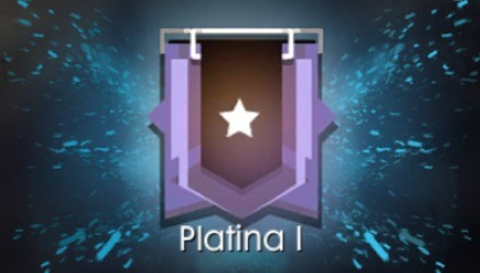 Patente Free Fire Platina