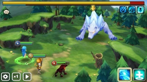 Summoners War Online Android