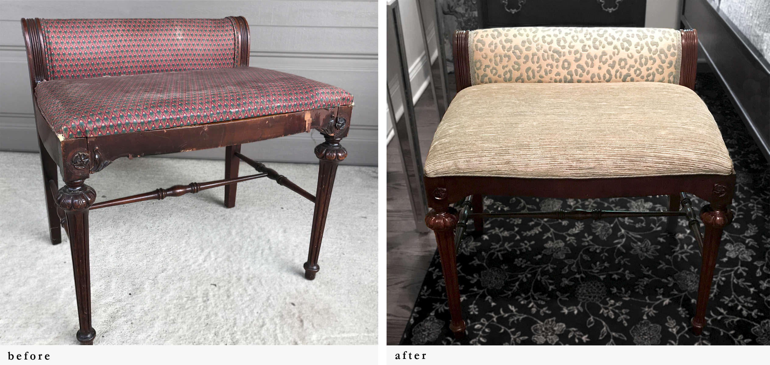 Reupholstery Re Upholstery Formal Living Room Accent