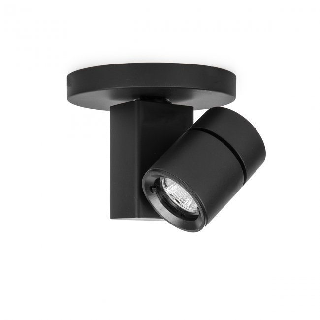 led track fixture from the impulse collection by wac lighting j led820f 40 bk