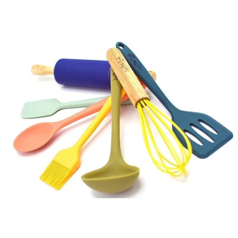 set d ustensiles de cuisine pour enfants