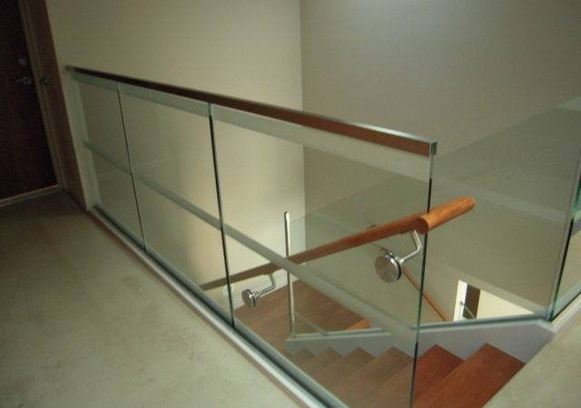 Inspiring Glass Stair Railings Interior Photo Little Big Adventure   Glass Stair Railings Interior   Indoor   Architectural Modern Wood Stair   Stair Banister   Stainless Steel   Glass Balustrade