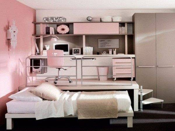 Stunning Small Bedroom Ideas For Teenage Girls 24 Photos Little Big Adventure