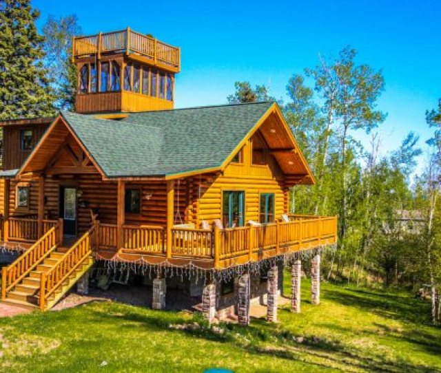 Eagles Nest Home Lake Superior Views Tofte Mn Cascade Vacation Rentals
