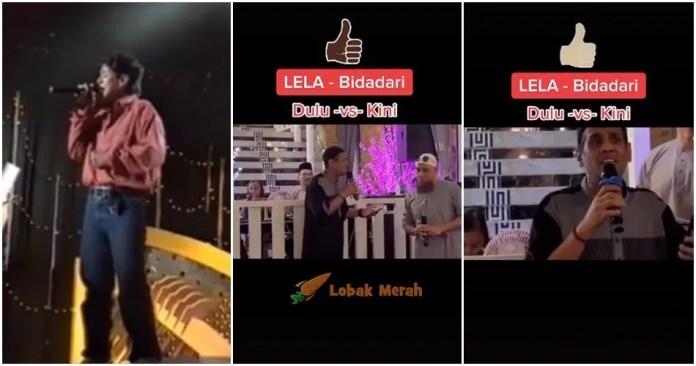 """""""Lagu best ni wajib karok"""" – Pernah Famous Dengan Lagu Bidadari tahun 90-an, Ini Wajah Terkini Vokalis Kumpulan Lela"""