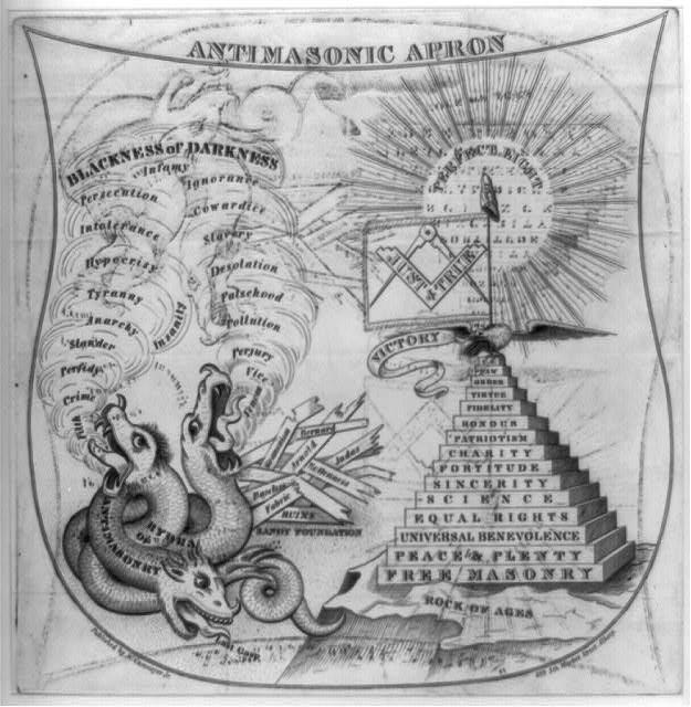 Masonic Hate And You The Masons Lady