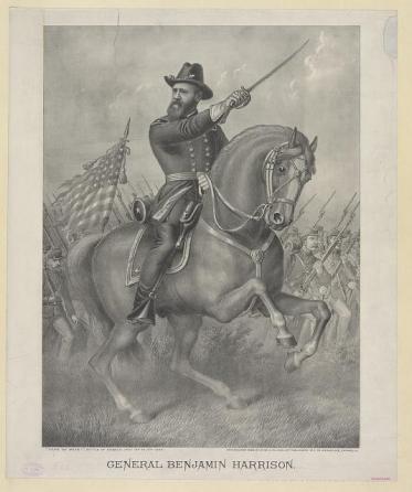 General Benjamin Harrison
