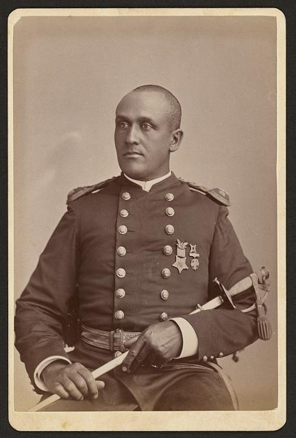 [Frank M. Welch, Maj. Cmdg 5th Battalion, CNG]