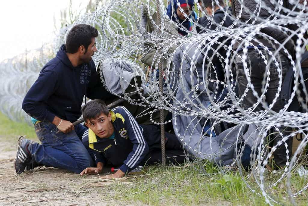 Hungary Built A 110 Mile Long Iron Curtain To Prevent Refugees From
